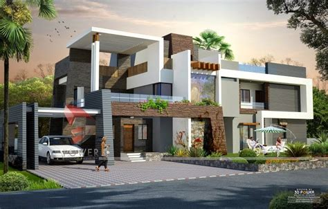 home exterior design 3d ultra modern home designs home designs house 3d