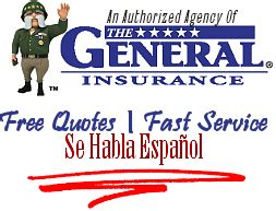 The General Logo & Mascot from The General Insurance has