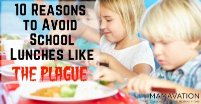 10 Reasons To Avoid Going To Bars by 10 Reasons To Avoid School Lunches Like The Plague