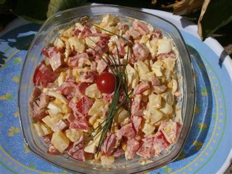 salade pi 233 montaise recette de salade pi 233 montaise marmiton