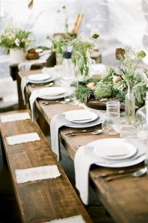 Best 25  Farm table wedding ideas on Pinterest   Wedding