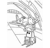 Dibujos Para Colorear – Aviones Imprimir Gratis