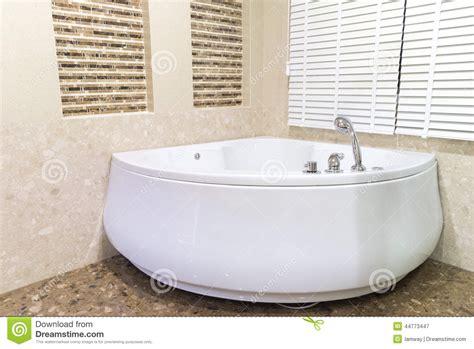 in corner of bathroom stock photo image 44773447
