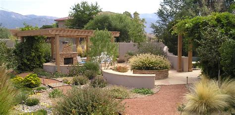 backyard xeriscape ideas xeriscape ideas for new mexico photos albuquerque nm