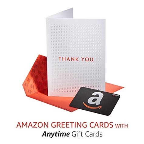Do Amazon Gift Cards Have Fees - 50 off amazon premium greeting cards with anytime gift cards pack of 3 thank you