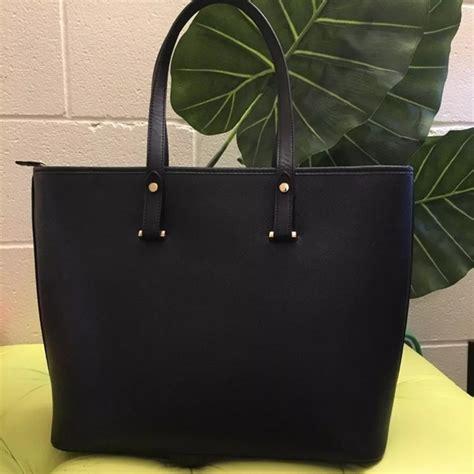 H M Shoulder Bag h m bags hm black handbag shoulder bag fits laptop