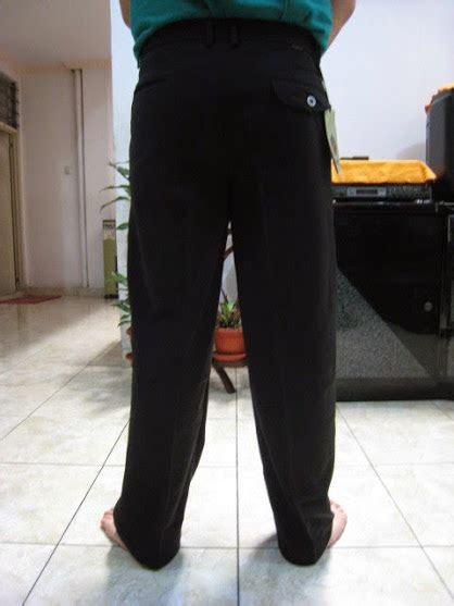 Celana Kantoran Slim Fit Reguler Fit Stanley terjual celana bahan kantor formal model slim fit