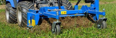 Landscape Rake Mini Digger Power Rake Multione