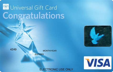 universal gifts visa universal gift cards