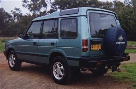 how petrol cars work 1997 land rover discovery parking system 1997 used land rover discovery s 4x4 car sales bendigo vic 11 000