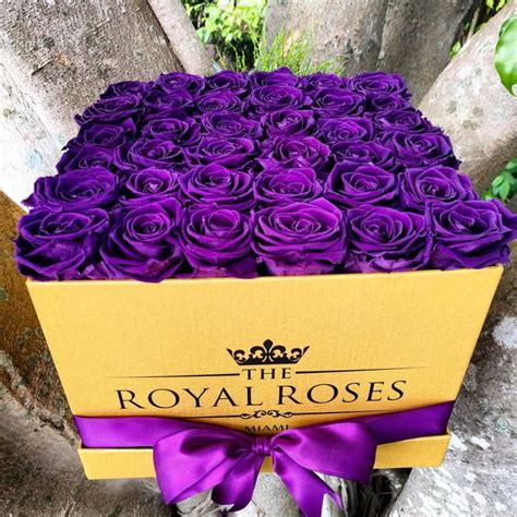 Box A Single Sky Blue Preserved Flower Represent Mystery real luxury roses which last more than 1 year the royal