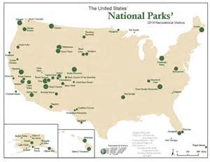 map of the united states national parks file nationalparks forwiki pdf