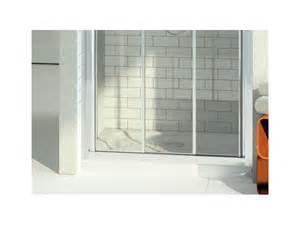 porte de droite tipica coulissante 3 panneaux