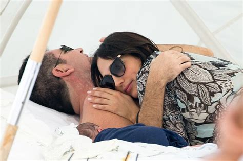 simon cowell and lauren silverman leave baby eric at home simon cowell s son eric at 30 katy brent imagines him 30