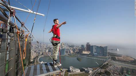 best bungee jumping 15 of the world s best bungee jumps cnn