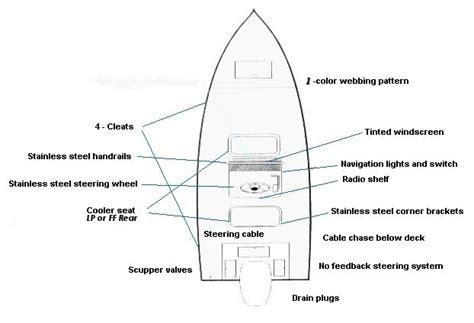 house boat hull shoalwater boats 22 foot v hull fishing boat