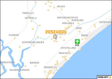rosewood usa map rosewood united states usa map nona net