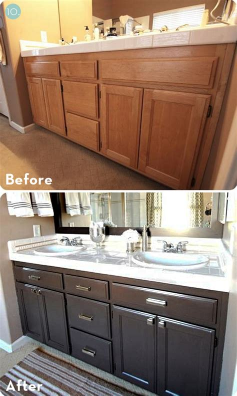 bathroom vanity makeover diy bathroom makeovers on pinterest bathroom remodeling