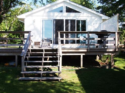 Portsmouth Island Cabin Rentals by Crisp And Clean Front Cottage Vrbo