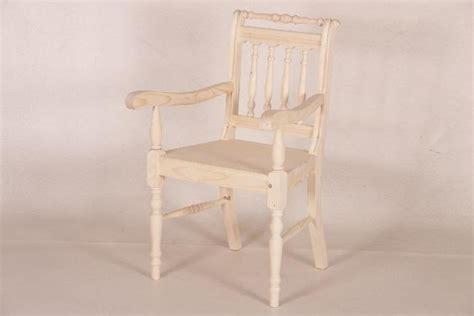 rechte stoel met armleuning eetkamerstoelen stoelen blankhouten meubels