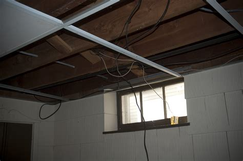 basement ceiling installation great basement drop ceiling ideas new basement ideas