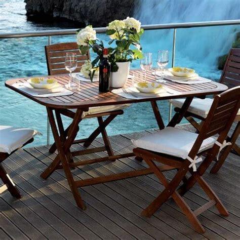 tavolo esterno pieghevole tavoli pieghevoli da esterno homehome