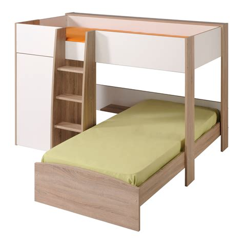 parisot bunk bed parisot magellan l shaped bunk bed next day select day delivery