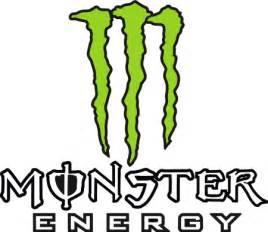monster energy logo vector download in eps vector
