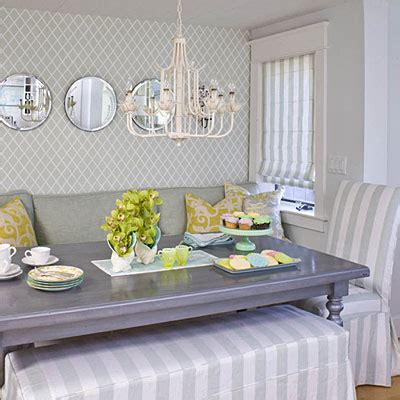 Grey Dining Room Kitchen Dining Banquettes Kitchen Breakfast Nooks My Home Rocks