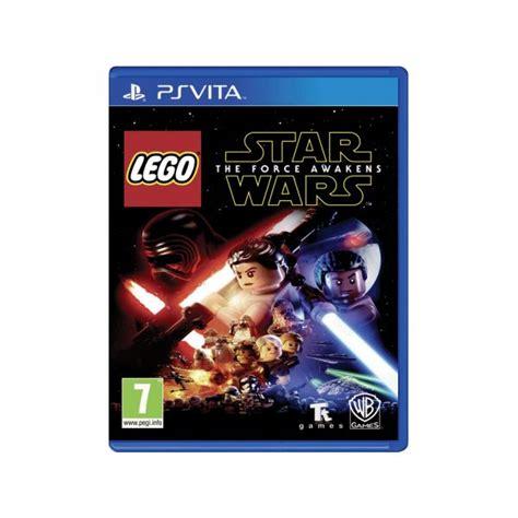 Vita Lego Wars The Awakens lego wars the awakens ps vita