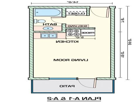 efficiency floor plans home design 22 sqm efficiency apartment living plan