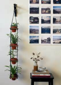 diy hanging plant pot 15 diy plant stands you can make yourself home and gardening ideas