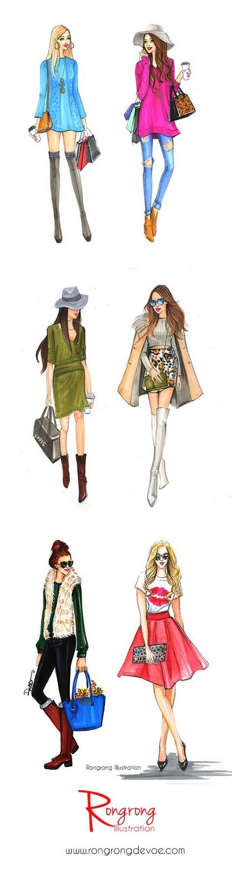 fashion illustration drawing tools top 25 best drawing fashion ideas on fashion