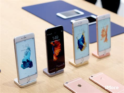 Apple Iphone 6 128gb 6s Gold Second Preorder Bintang 1 iphone 6s pre orders live which one did you get imore
