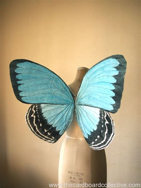 How To Make Paper Butterfly Wings - 25 best ideas about butterfly wings on
