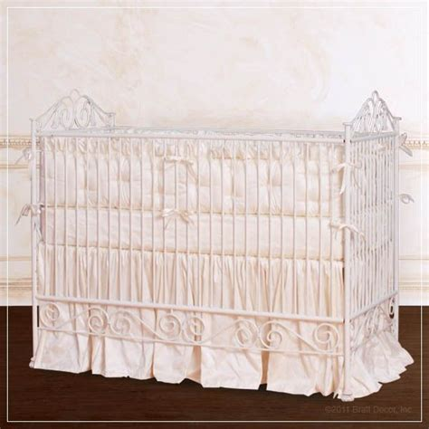 Distressed White Baby Crib Caden Baby Bedding Casablanca Crib Distressed