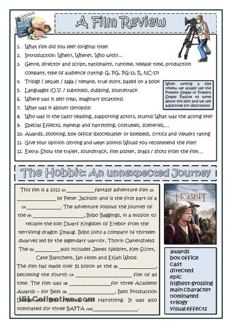 biography genre quiz how to write a film review worksheet of the day on june