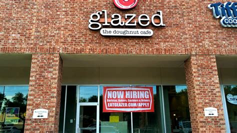 Of Houston Downtown Mba Apparel by Glazed The Doughnut Cafe Expected To Open In June Eater