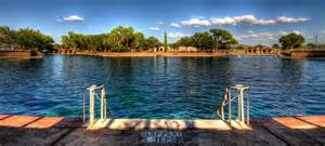 The Park Tx Balmorhea State Park Parks Wildlife Department