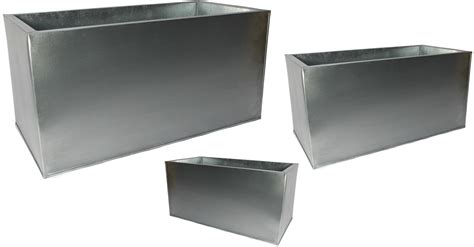 pflanzkübel metall pflanzk 252 bel 3 set bestseller shop