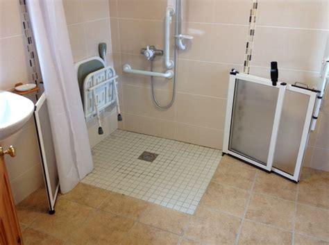 Bathroom Design Dimensions by Wet Rooms Aids Amp Installation For Disabled Irish