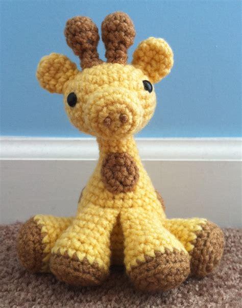 pattern for amigurumi giraffe small amigurumi giraffe by theartisansnook on deviantart