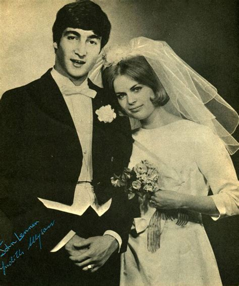 cynthia lennon biography john 17 best images about celebrity weddings on pinterest vic