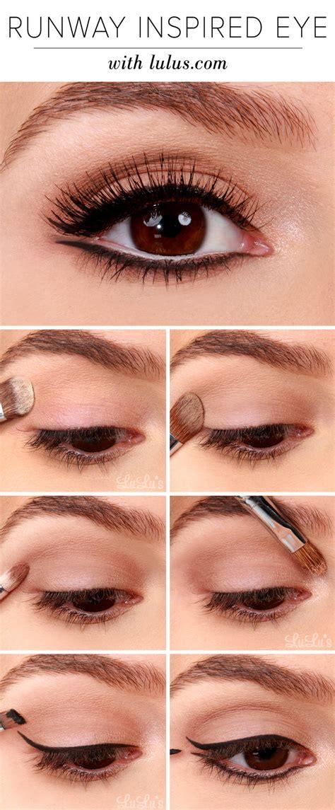 eyeliner tutorial blog lulus how to runway inspired black eyeliner makeup