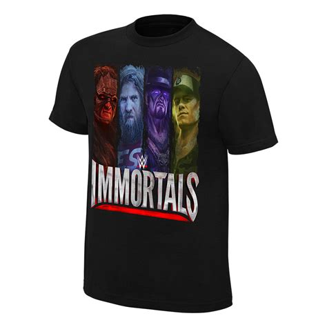 Above Beyond 7 T Shirt Size Xl immortals quot beyond the ring quot official t shirt us