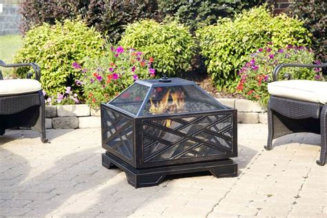 outdoor wood burning pit grill pit wood burning outdoor patio grill grate
