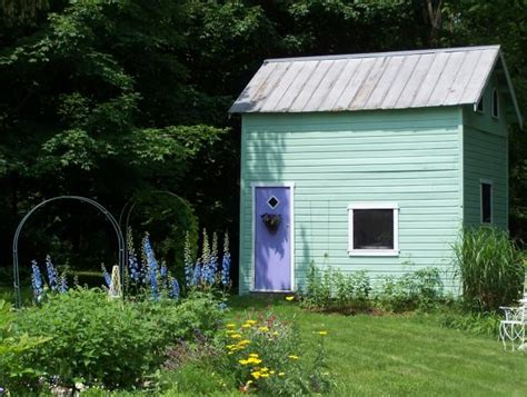 painted garden sheds MEMEs