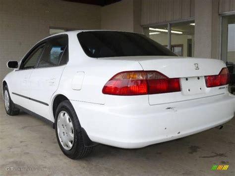 1998 honda accord white 1998 taffeta white honda accord lx sedan 1532234 photo 6