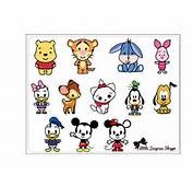 Kawaii Disney Stickers By LittleSurpriseShoppe On Etsy