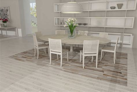 drag 214 r rug flatwoven beige light brown 140x200 cm ikea patchwork cowhide rug in stripes of gray beige and white